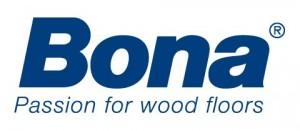 Bona Logo with tagline