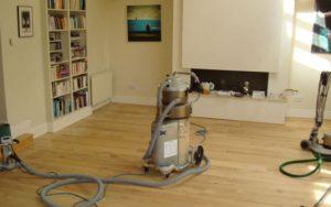 Dust Free Sanding And Restoration