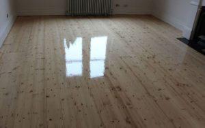 Floor Fitting Floorboards