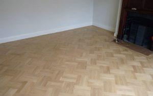 Floor Fitting Herringbone