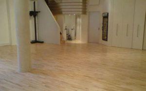 Floor Fitting