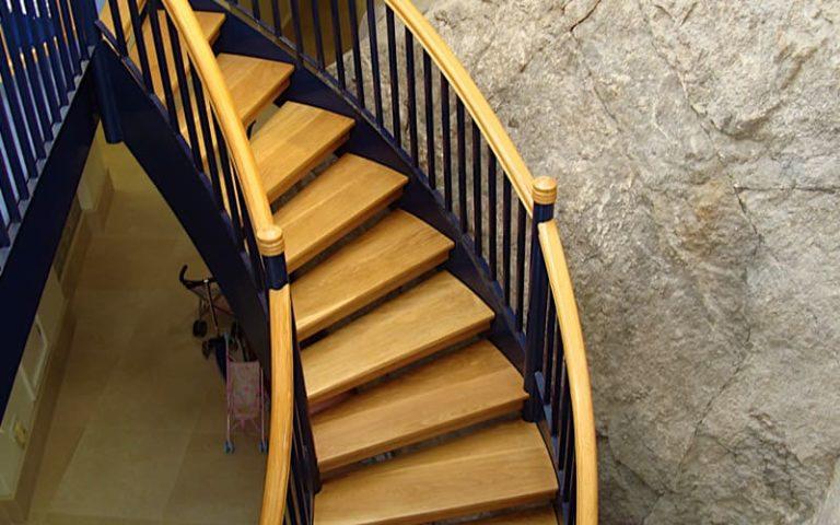 Stairs Sanding