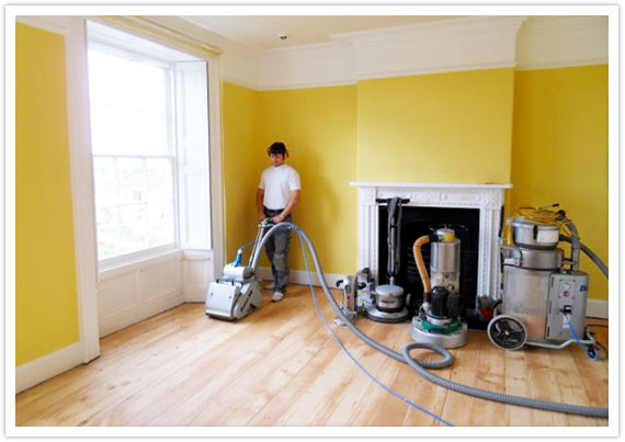 Floor Sanding Dublin Bona equipment