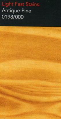 Antique pine light stain for wooden floor