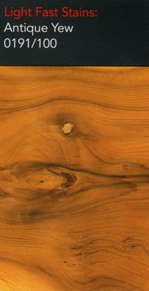 Antique yew light stain for wooden floor