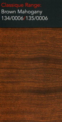 Morrells brown mahogany classique stain for wood flooring