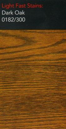 Dark oak light stain for wooden floor