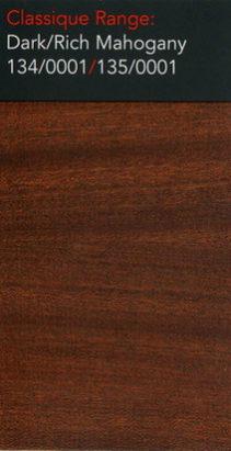 Morrells dark rich mahogany classique stain for wood flooring