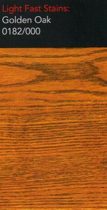 Golden oak light stain for wood floors