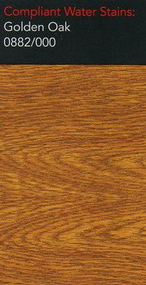 Morrells golden oak water stain for wood flooring
