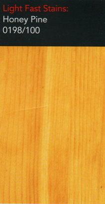 Honey pine light stain for wood floors