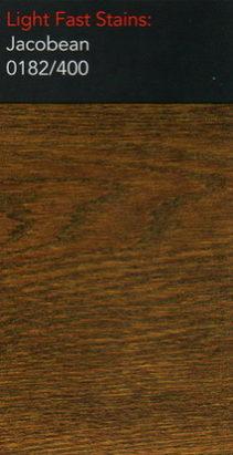 Jacobean light stain for wood floors