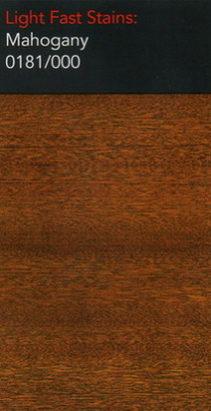 Mahogany light stain for wooden floors