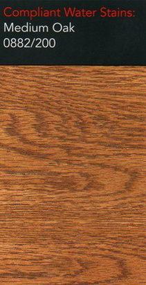Morrells medium oak water stain for wood flooring