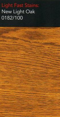 NEW light oak stain for wooden floors