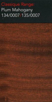 Morrells plum mahogany classique stain for wood flooring