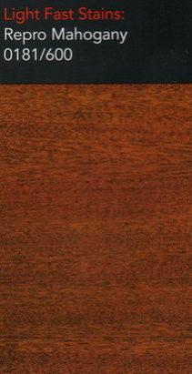 Repro mahogany light stain for wooden floors