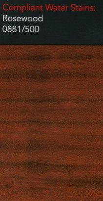 Morrells rosewood water stain for wood flooring