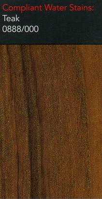 Morrells teak water stain for wood flooring