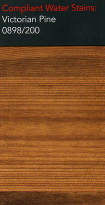 Morrells victorian water stain for wood flooring