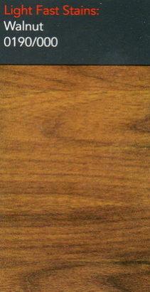 Walnut light stain for wooden floors