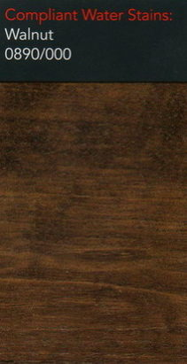 Morrells walnut water stain for wood flooring