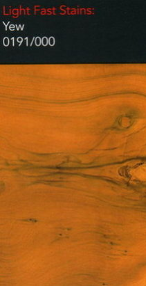Yew light stain for wooden floors